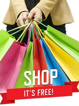 Shop, It's Free!