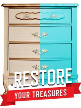 Restore your treasures!
