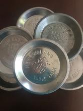 """Vintage Table Top Pie Inc 9""""Pie Plates"""