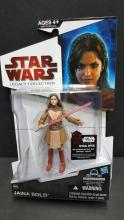 Jaina Solo, Rogue One, Star Wars, LEgacy Collection