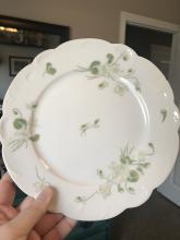 A. Lanternier Limoges France 2507 pattern - dinner plate